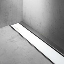 Abdeckset Modulo TAF Wall Glas Weiß