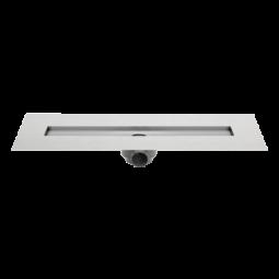 Duschrinne Rohbauset M-2 / Sperrwasserhöhe 35 mm