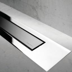Abdeckset Modulo Design Z-4 Edelstahl verchromt / Edelstahl gebürstet